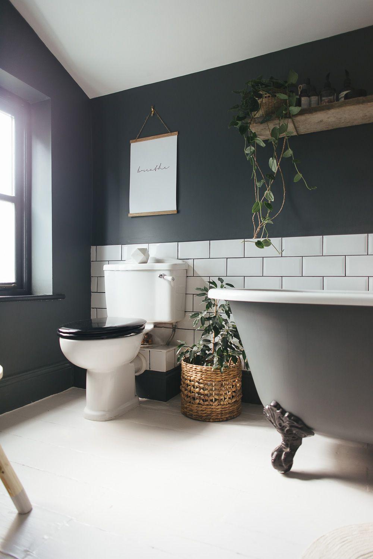 Choosing a light or dark bathroom colour scheme for a small space  Interior designs  Bathroom