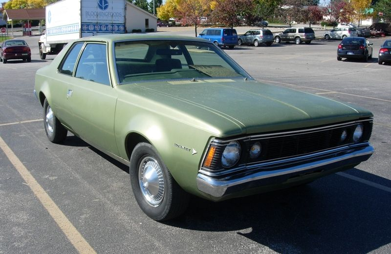 1970 Amc Hornet Today Is The First Day Of The Rest Of Your Life