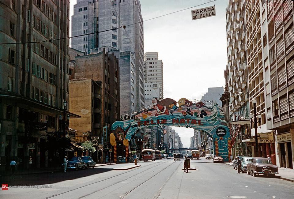 Avenida São João 1958
