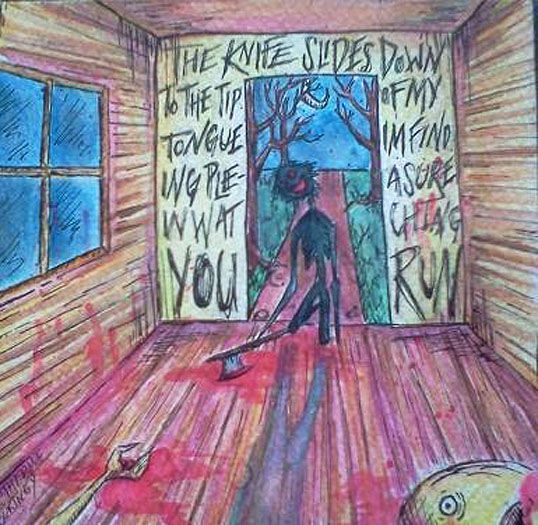 Alesana: the emptiness album art | Alesana | Music bands