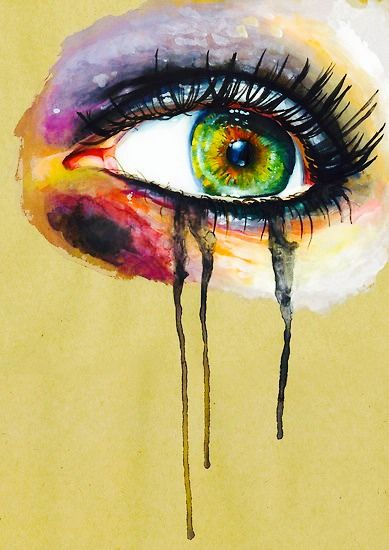 Ojos Bonitos Llorando Buscar Con Google Arte Dibujos De Ojos