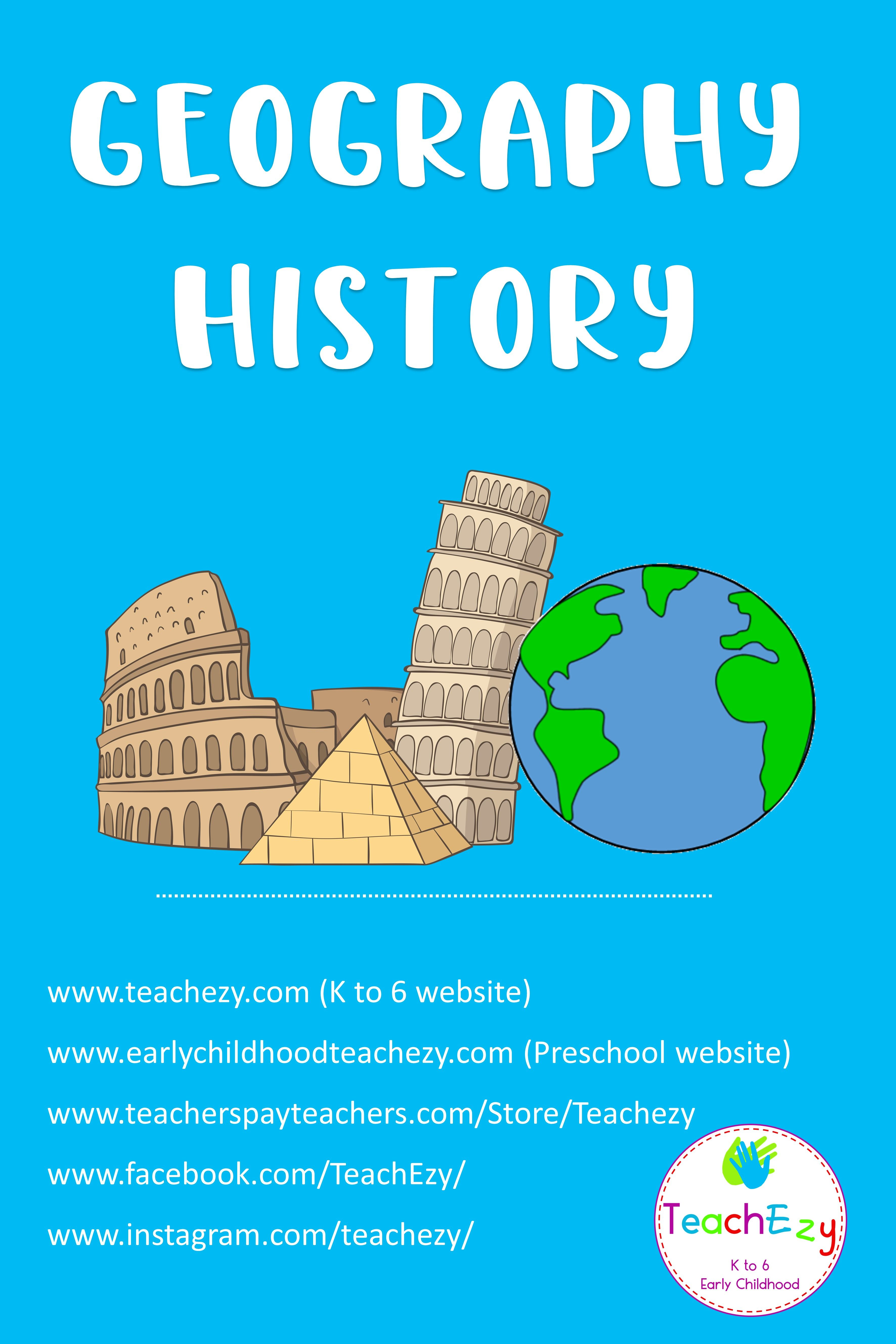 Geography and history teacher resources history teachers