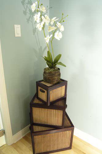 Idea For Empty Corner In Living Room Corner Decor Corner Wall
