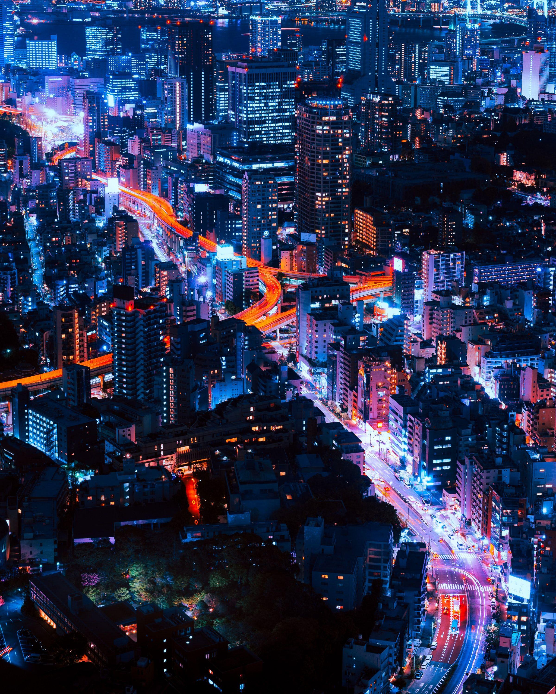 #Places #night #cityscape #evening #skyscraper