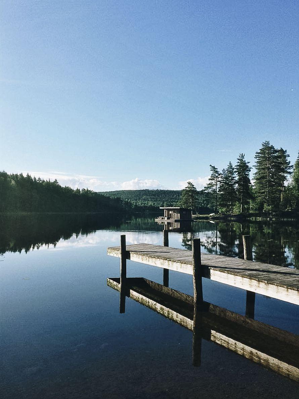 Lake Eldan, Sweden