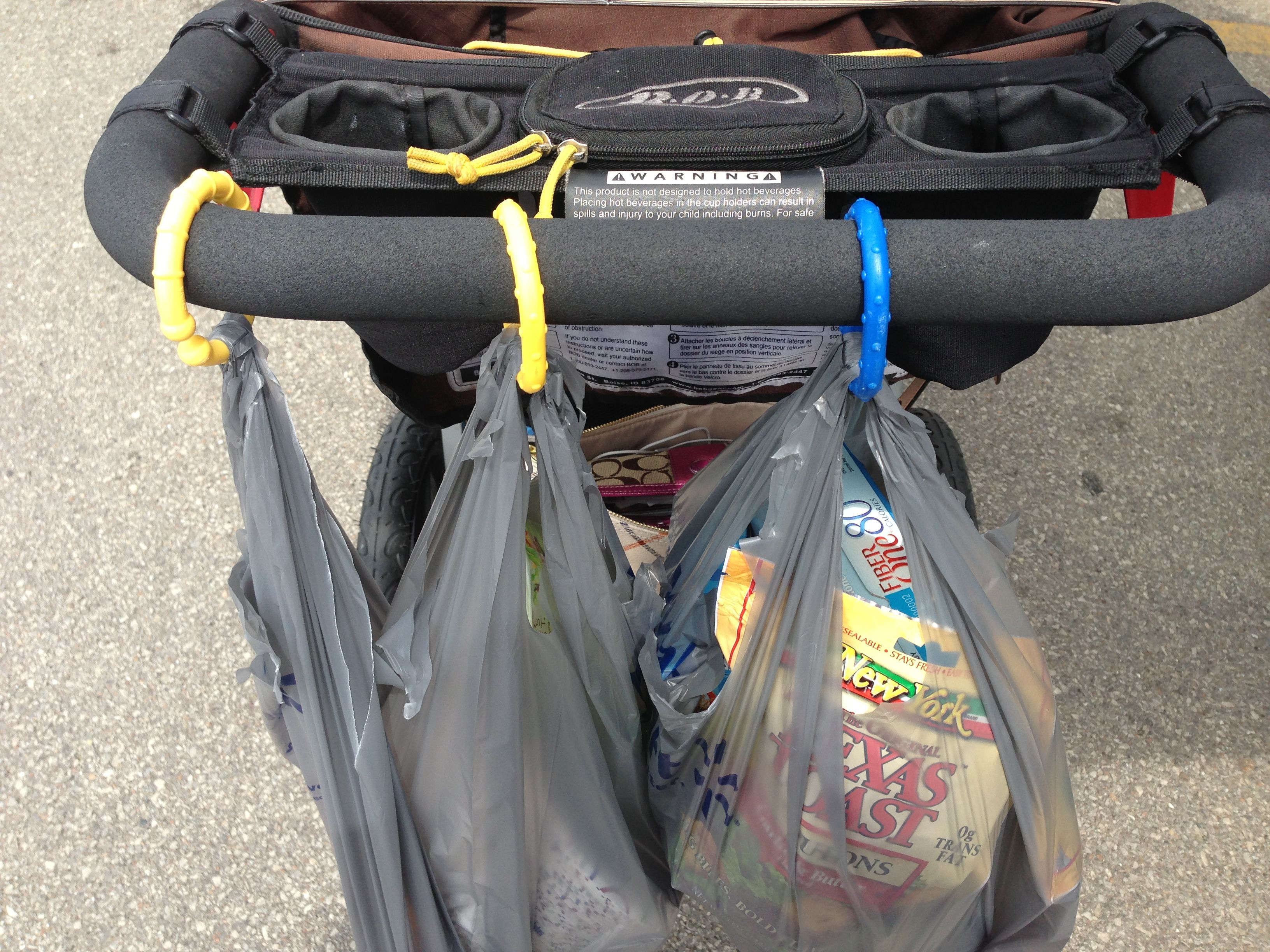 Bob Stroller Bag Use Baby Teething Rings As Stroller Bag Holders These Also