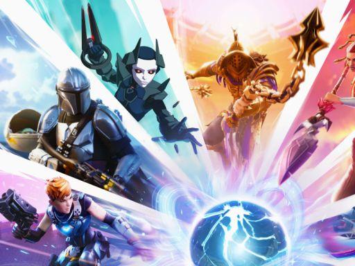 Fortnite S New Season Features The Mandalorian And Baby Yoda In 2020 Anime Seasons Yoda