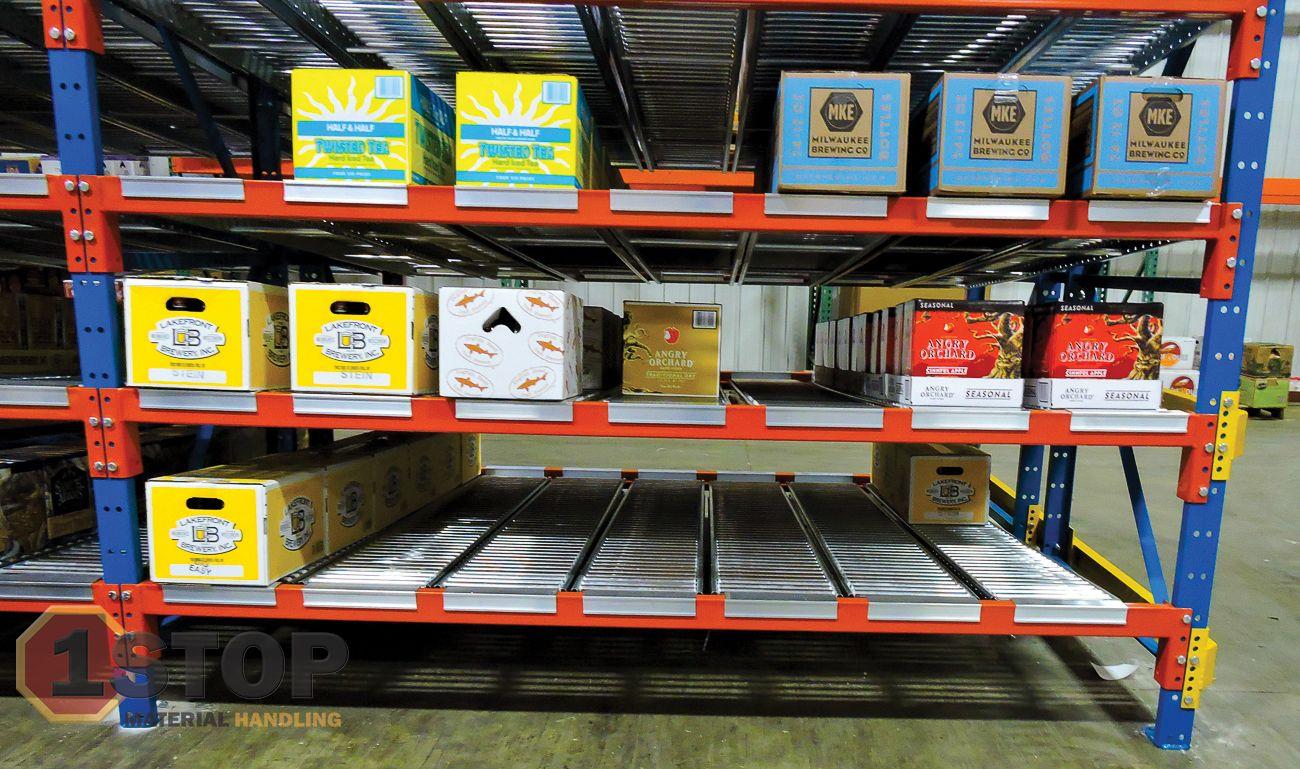 carton flow rack ideas racking system