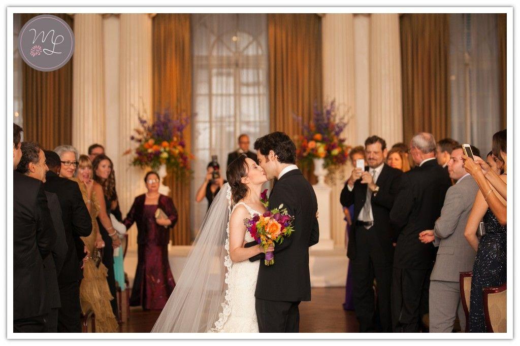 The Yale Club Of New York City Wedding Danielle Zack Med Bilder