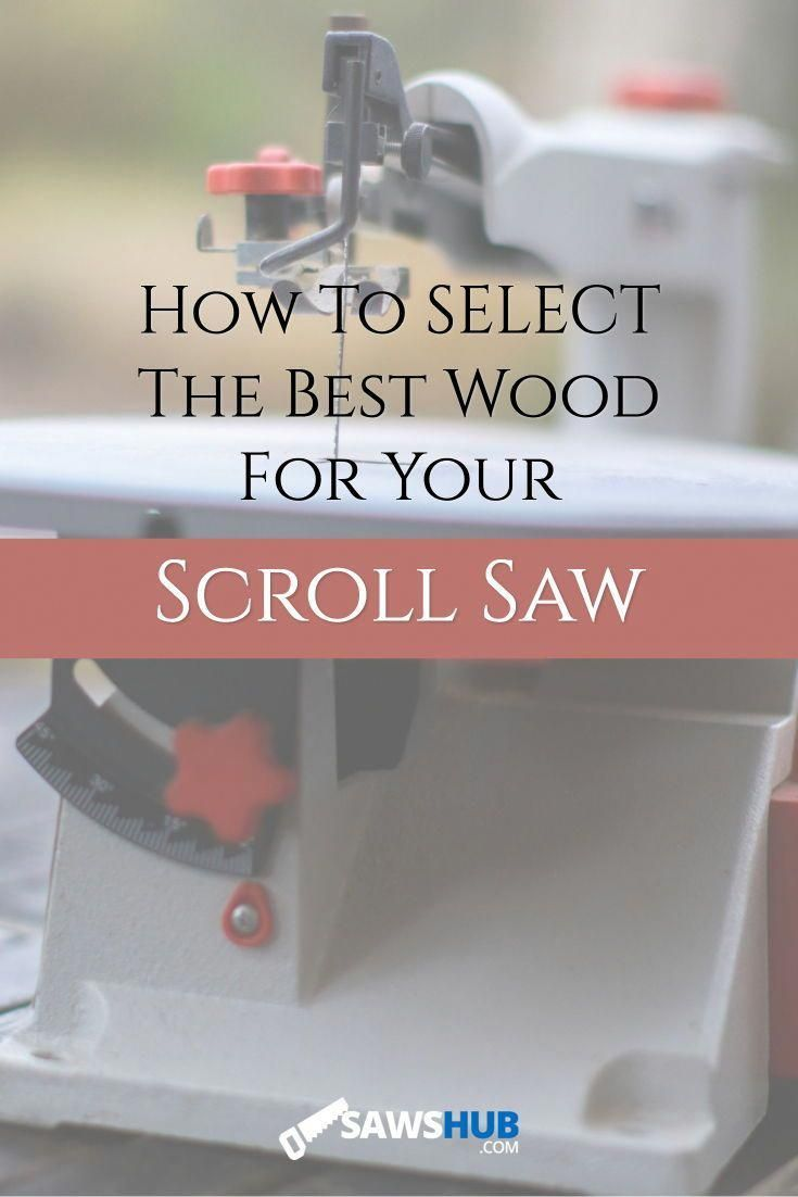 work is extremely intricate, and if you chose the wrong wood, you'll either break you blade or your wood. We review the most common 7 woods to use for scroll work, and highlight which is the best.
