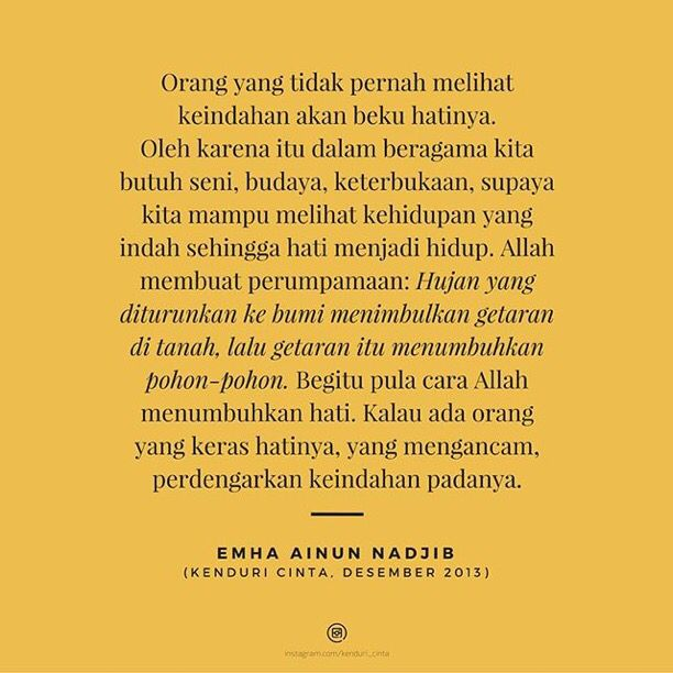 20 Kenduri Cinta Quotes Ideas Cinta Quotes Quotes Nun Quote