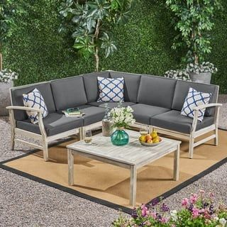 Incredible Buy Sectional Outdoor Sofas Chairs Sectionals Online At Creativecarmelina Interior Chair Design Creativecarmelinacom