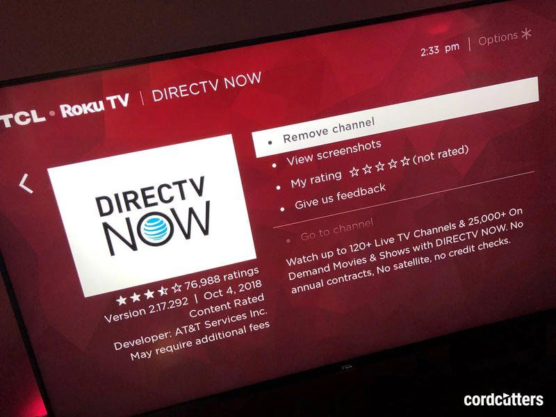 What You Need To Know About The Changes To Directv Now Directv Tv Channels Live Tv