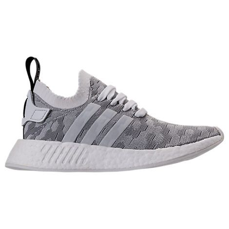 6fb446154df94 Women s adidas Originals NMD R2 Primeknit Casual Shoes