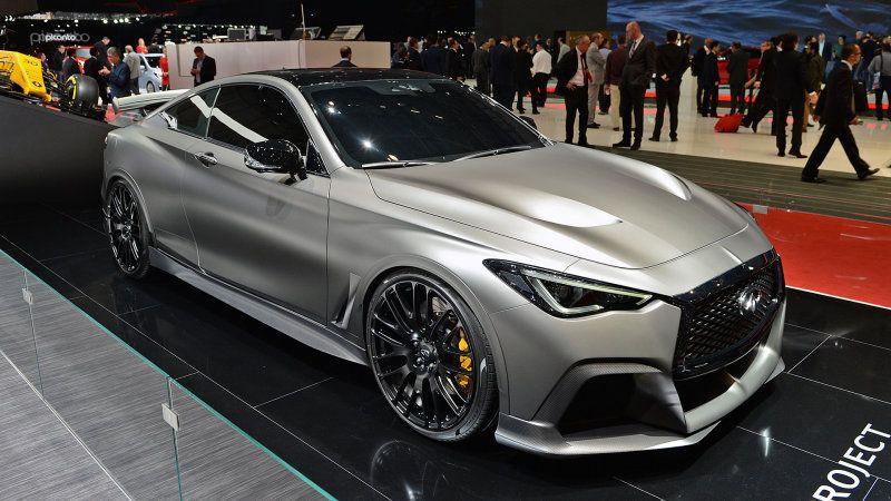 Q60 Black S >> The Infiniti Q60 Black S Gets An F1 Kers System Luxury