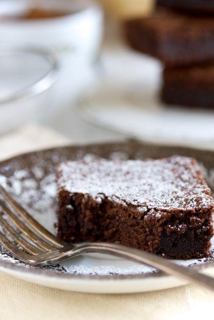 Easy one pot fudge brownies