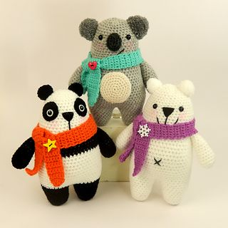 Ning Ning, Norris and Nook