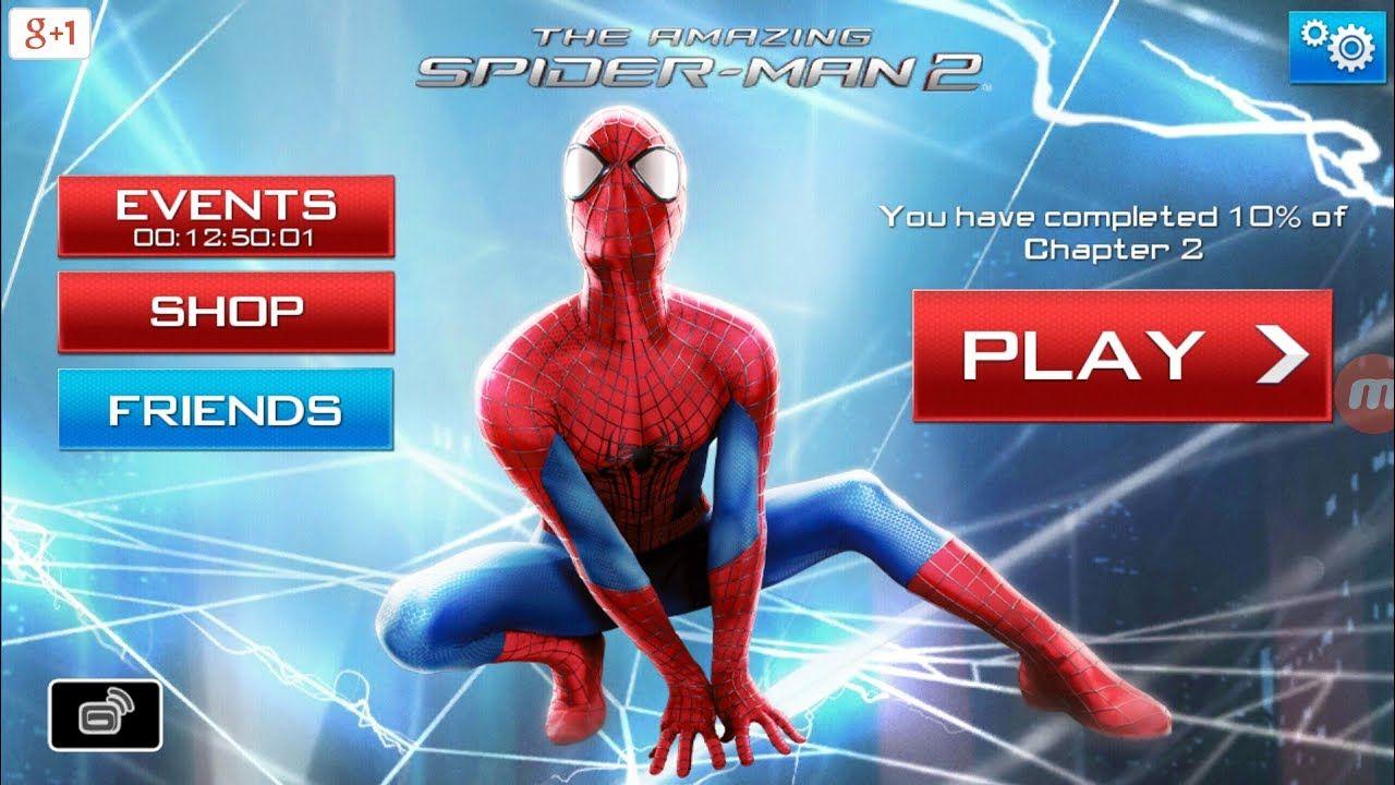 Amazing spiderman 2 gameplay httpsyoutubemlg5nifffae