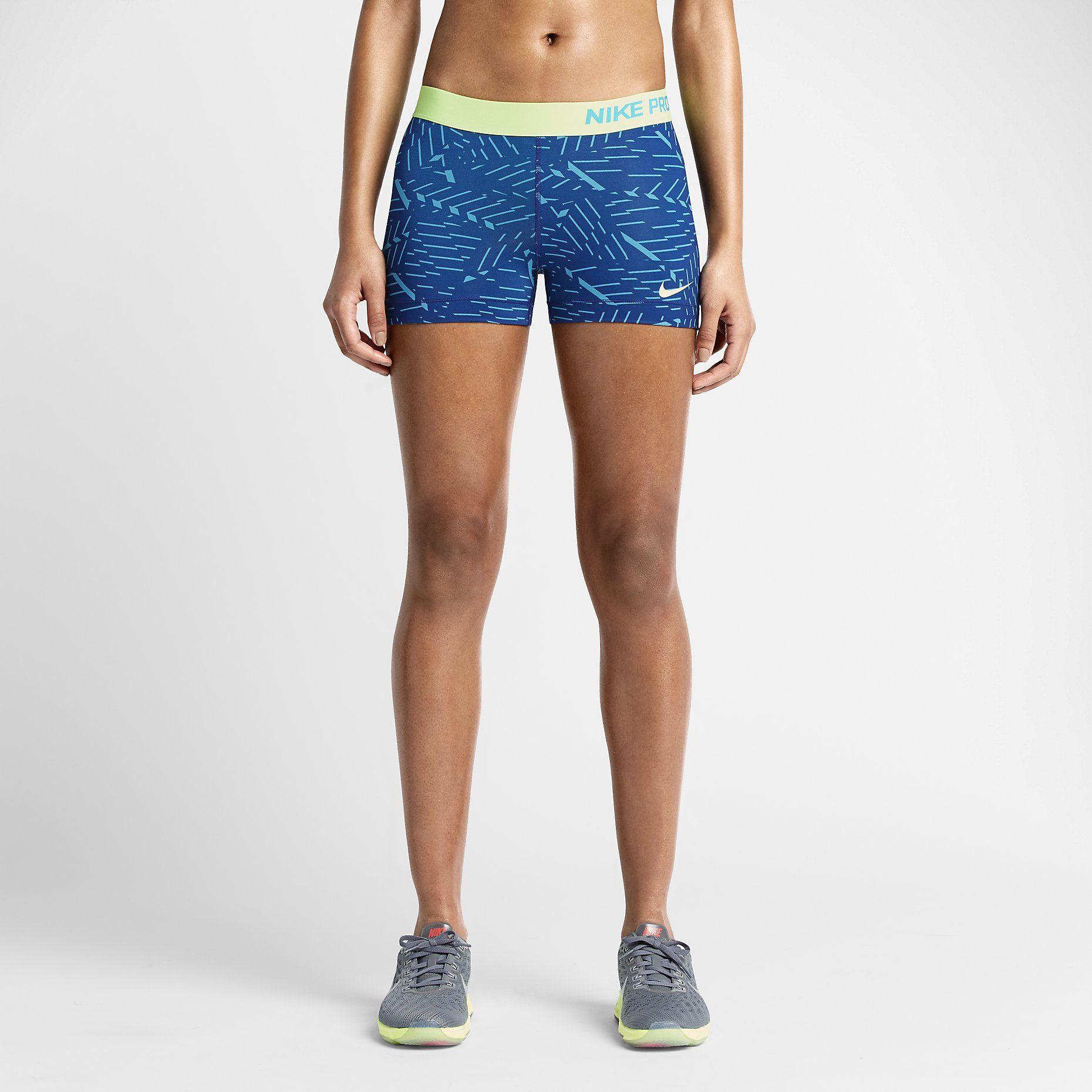 Nike Pro 3 Bash Womens Training Shorts Nike Store Nike