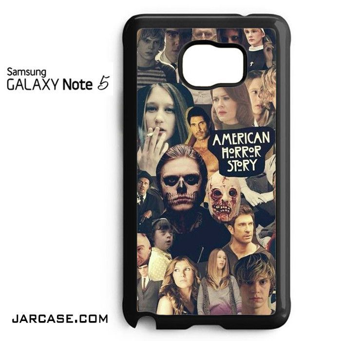 American Horror Story 1 Phone case for samsung galaxy note 5 and another devices