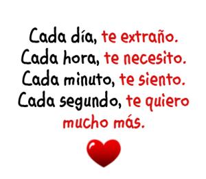 Te Extraño Te Necesito Te Siento Y Te Quiero Frases Bonitas De Amor Dichos De Amor Frases Love