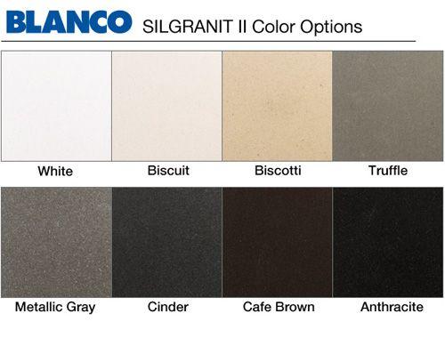 silgranit sink blanco silgranit