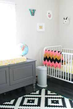 Modern Home Decor Inspiration And Eco Friendly Wall Decals For Baby Nurseries Kids