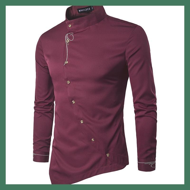 Atractivo Camisas De Vestir De Lino Boda Composición - Ideas para el ...
