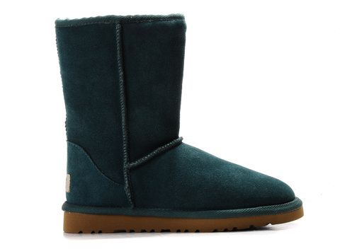 f91567712bb UGG Boots - Classic Short - Dark Green - 5825 | Beautiful Rings ...