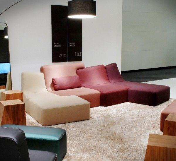 Strange Confluences 4 Seat Sofa Ligne Roset Sofa Sofa Design Pabps2019 Chair Design Images Pabps2019Com