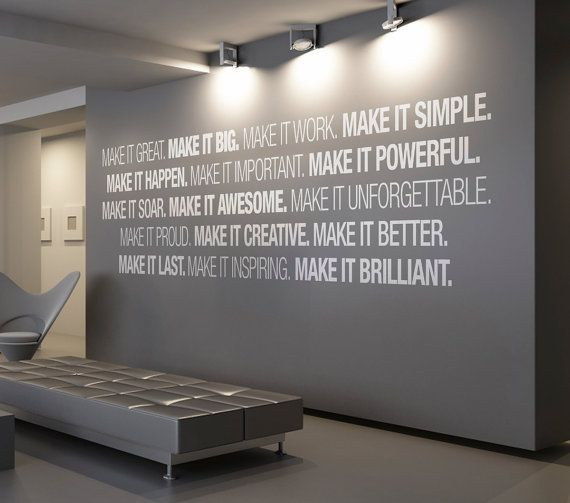 Office Wall art - Corporate - Office supplies - Office ...