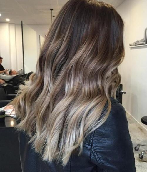 Ombrehair Curledhair Balayage Hairinspiration Ombre Hair