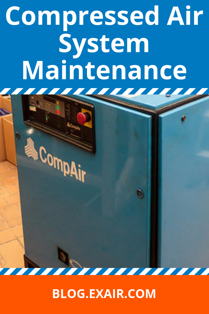 Compressed Air System Maintenance Compressed air, Locker