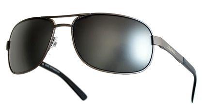 742f4b6e5f Dillon Optics Sunglasses DRAKE (Matte Gun - Silver NIR Lens) Mens Sunglasses