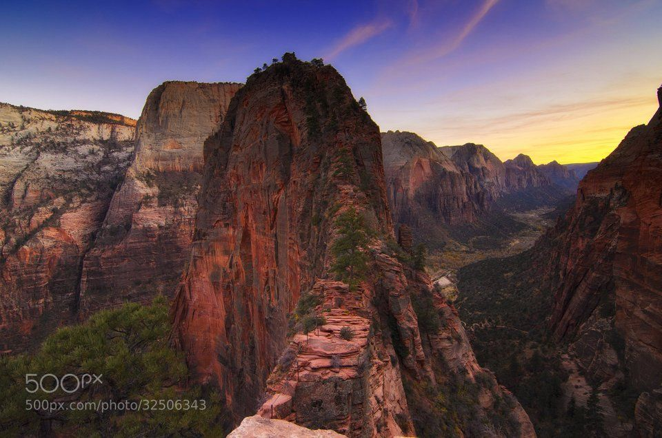 Angel S Landing In Zion National Park 2048x1356 Earthporn