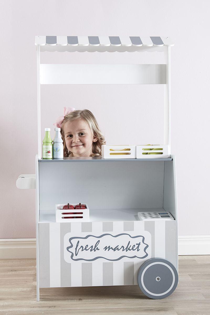 Blickfang Fantasyroom Lörrach Foto Von Kids Concept Holzspielzeug Marktstand H97cm, Ab 3