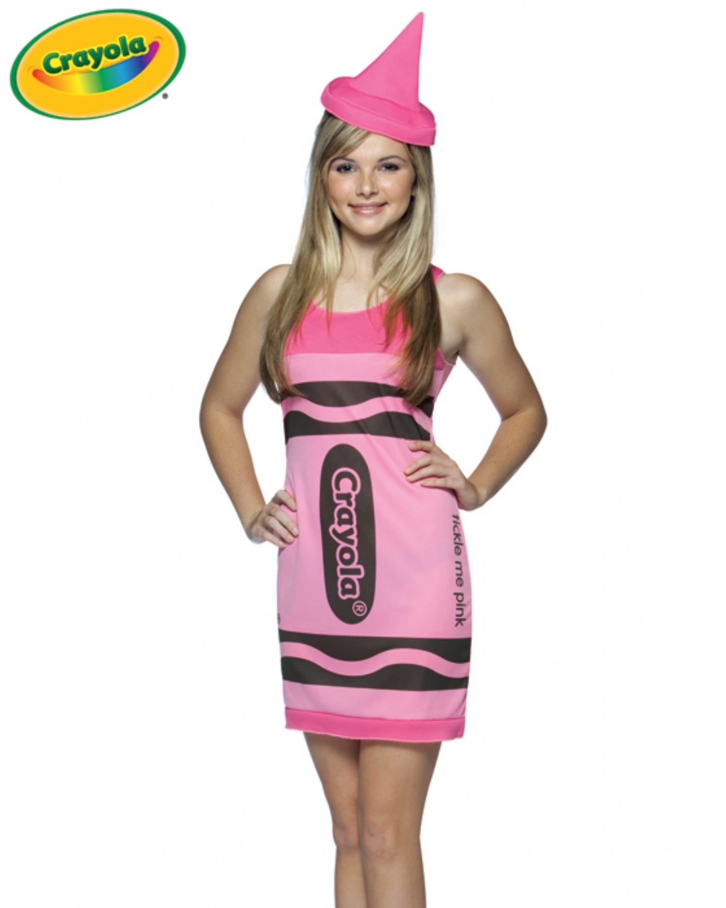 crayola crayon teen halloween costume | halloween | pinterest | teen