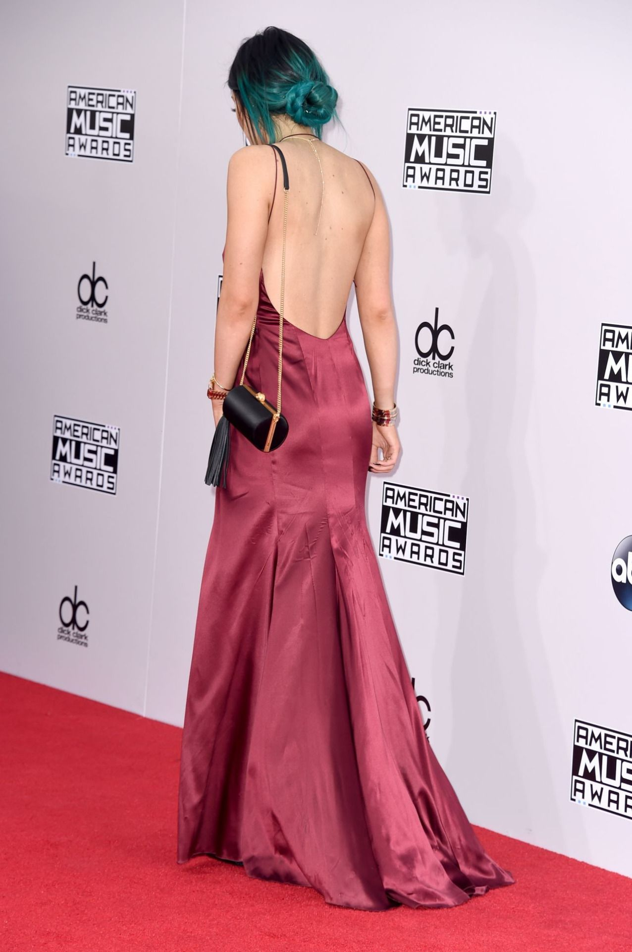Kylie Jenner Annual American Music Awards 2014 Los Angeles #Kylie ...