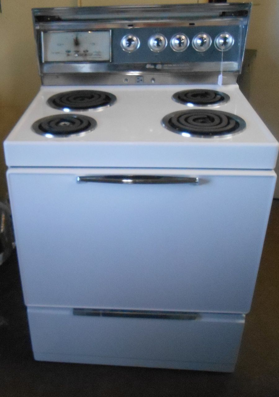 Appliance City - VINTAGE 30 INCH FRIGIDAIRE ELECTRIC RANGE COIL ...