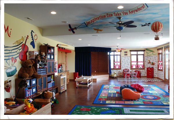 childrens playroom | children's playroom | ropa | pinterest