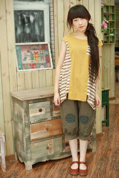 Mori Girl & Natural kei