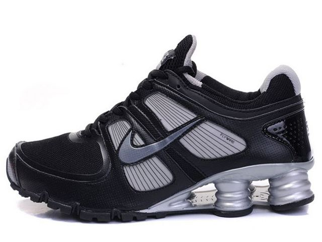 new styles 367e3 e2329 Chaussures Nike Shox Turbo Blanc  Noir  Argent  nike 12460  - €46.96