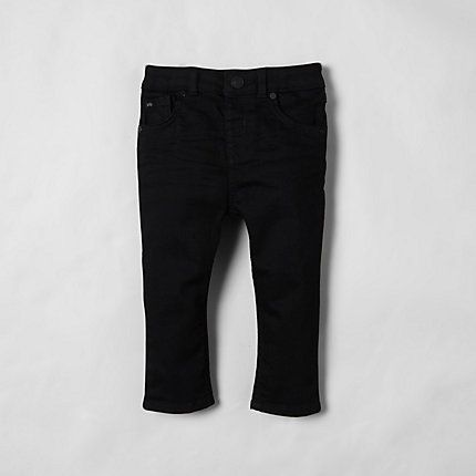 9d574e1a9a0 Mini boys black Sid skinny jeans | Mini Boys week 48 | Boys jeans ...