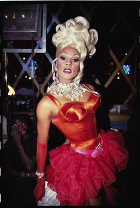 0531cec1a2 rupaul. great corset tutu dress. rupaul. great corset tutu dress Best Drag  Queens ...