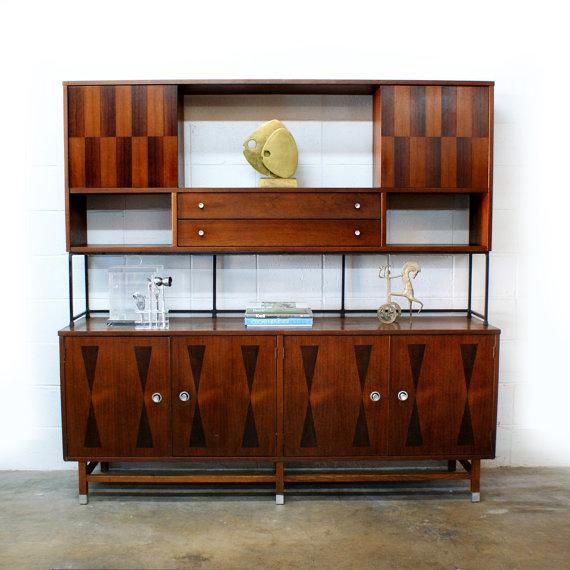 60's Stanley Furniture credenza