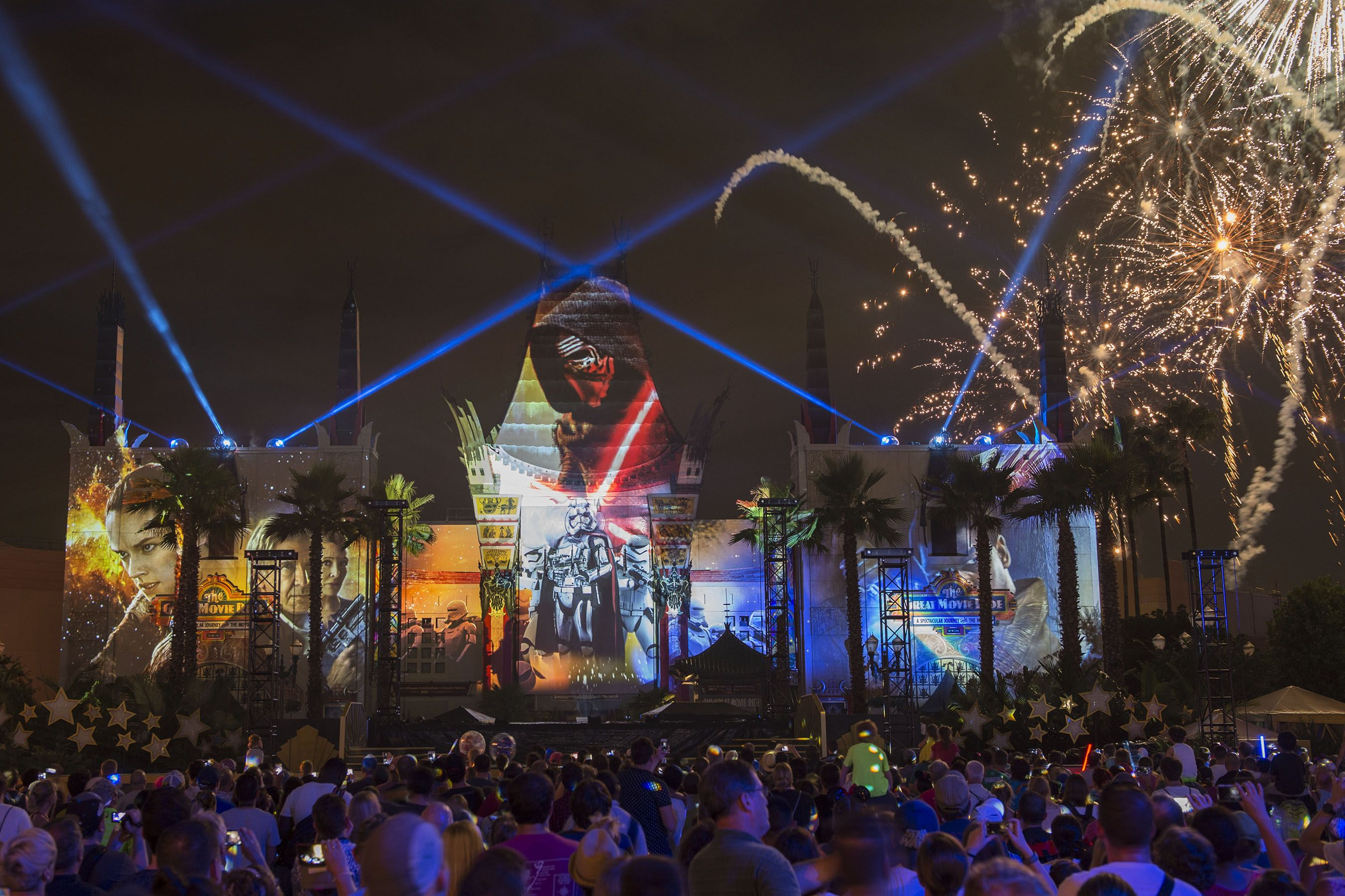 Star Wars A Galactic Spectacular Disney's Hollywood Studios