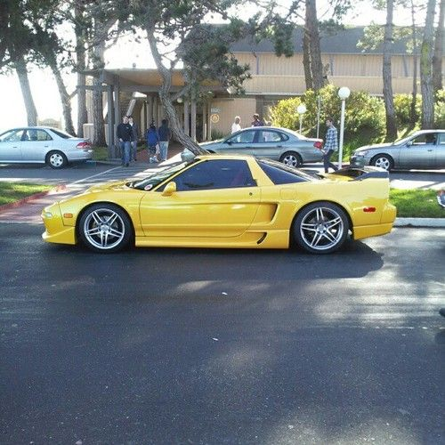Hmm This Guys Paint Is Just Immaculate. #nsx #acura #jdm