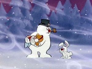 Frosty the Snowman TV Program  Magician From Frosty the Snowman