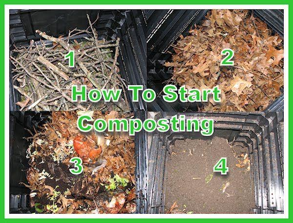 How To Start Composting How To Start Composting Compost