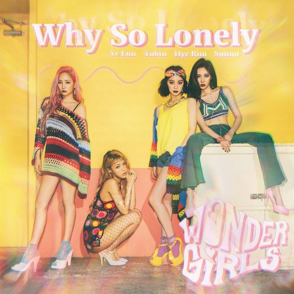 [Album & MV Review] Wonder Girls - 'Why So Lonely' | http://www.allkpop.com/article/2016/07/album-mv-review-wonder-girls-why-so-lonely